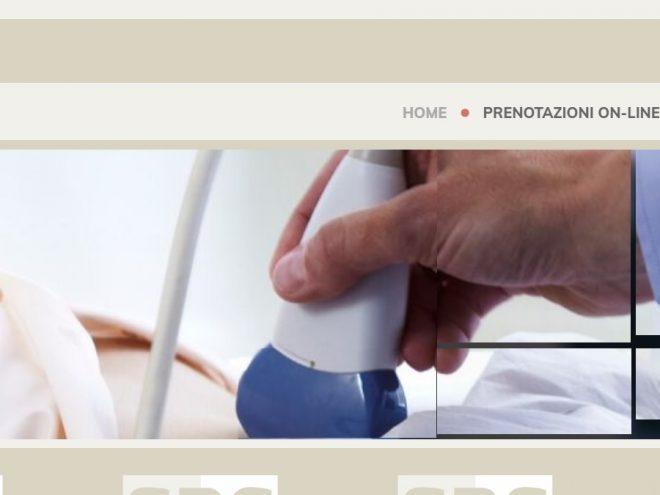 Realizzazione sito studio medico